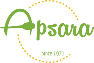 Logo of Hashtag Loyalty partner business Apasra Ice Creams